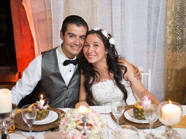 El matrimonio de Katerine y Antonio en Hualqui, Concepción 67