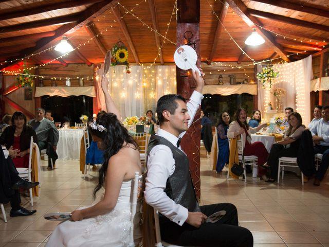 El matrimonio de Katerine y Antonio en Hualqui, Concepción 68
