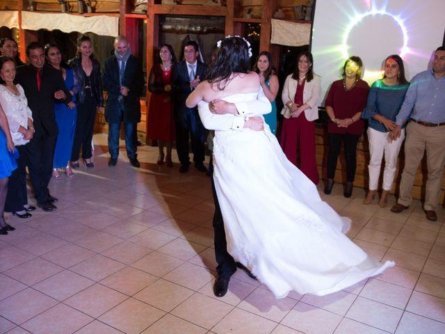 El matrimonio de Katerine y Antonio en Hualqui, Concepción 72