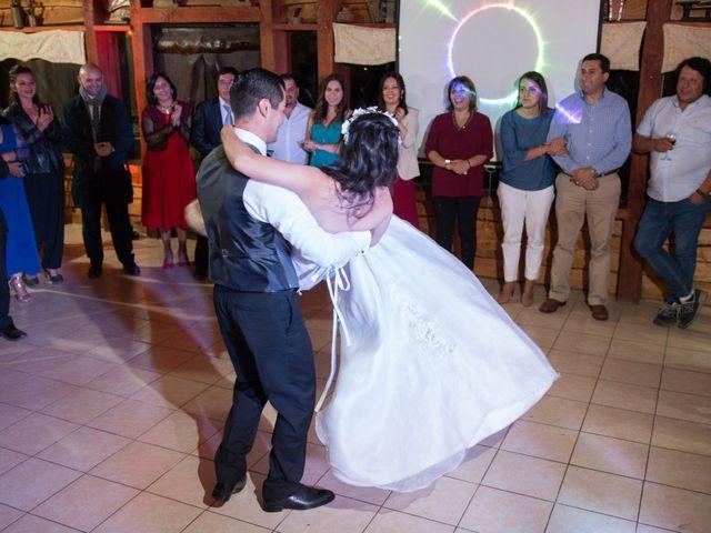 El matrimonio de Katerine y Antonio en Hualqui, Concepción 73