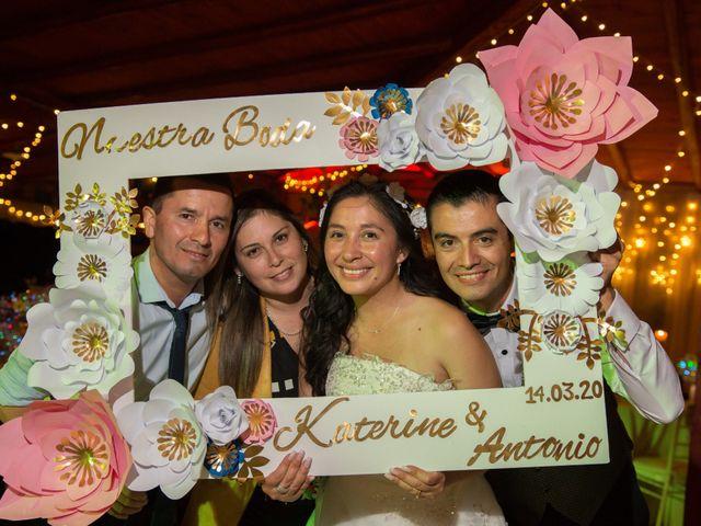 El matrimonio de Katerine y Antonio en Hualqui, Concepción 74