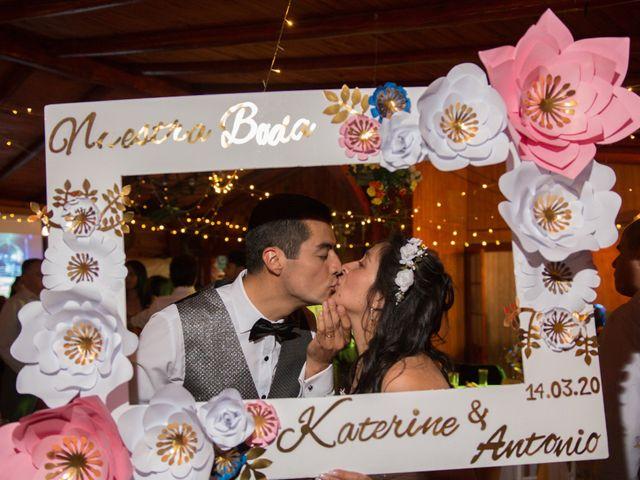 El matrimonio de Katerine y Antonio en Hualqui, Concepción 75