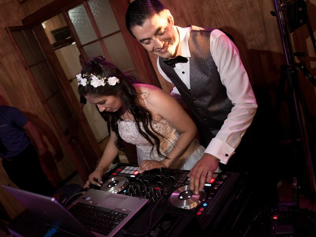El matrimonio de Katerine y Antonio en Hualqui, Concepción 77