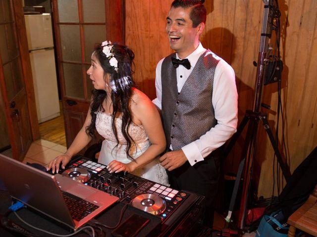 El matrimonio de Katerine y Antonio en Hualqui, Concepción 78