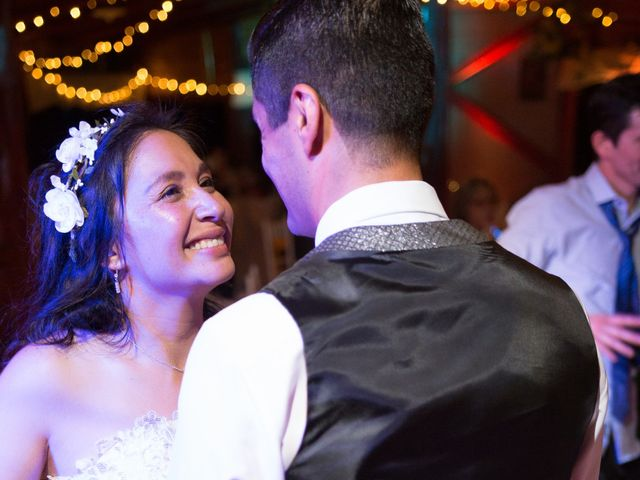 El matrimonio de Katerine y Antonio en Hualqui, Concepción 81