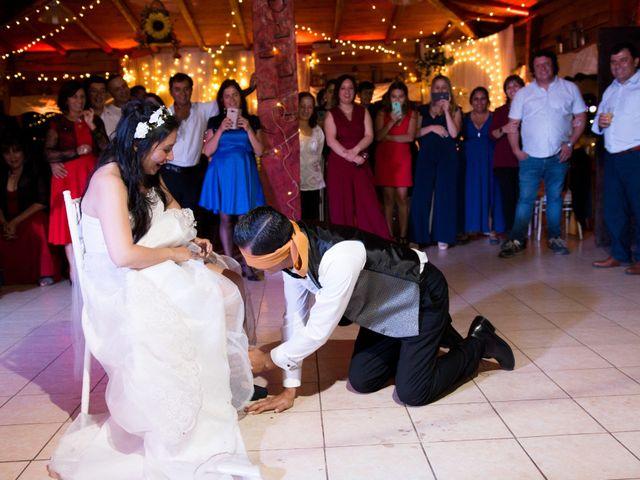 El matrimonio de Katerine y Antonio en Hualqui, Concepción 84