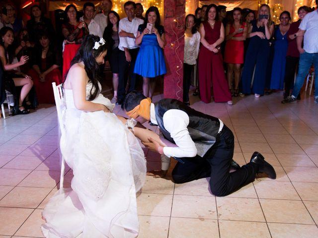 El matrimonio de Katerine y Antonio en Hualqui, Concepción 85