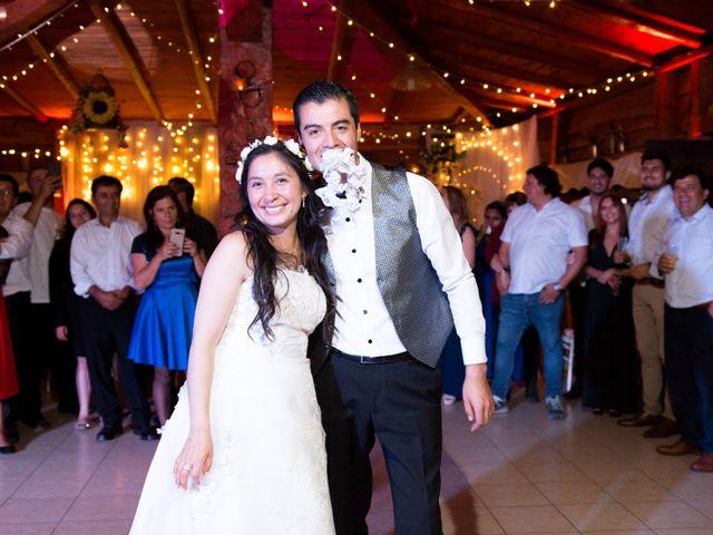 El matrimonio de Katerine y Antonio en Hualqui, Concepción 86