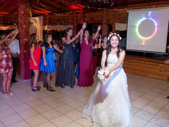 El matrimonio de Katerine y Antonio en Hualqui, Concepción 87