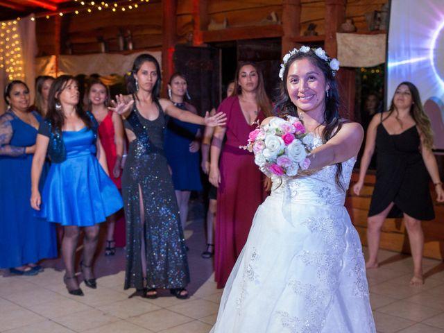 El matrimonio de Katerine y Antonio en Hualqui, Concepción 89