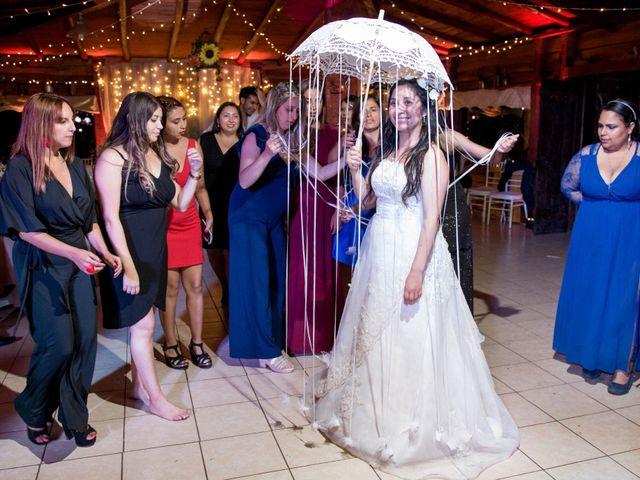 El matrimonio de Katerine y Antonio en Hualqui, Concepción 92