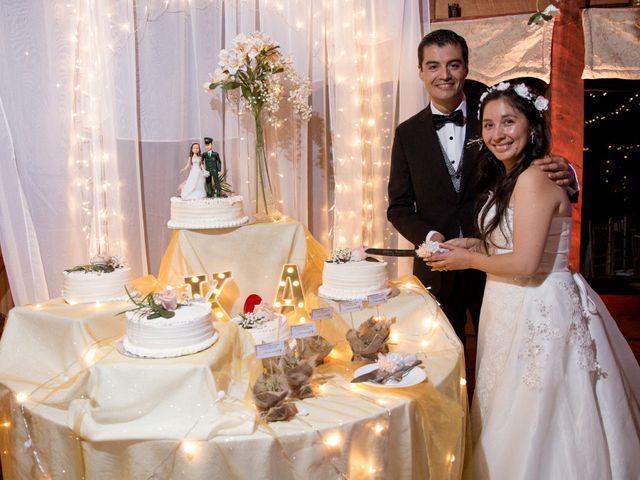 El matrimonio de Katerine y Antonio en Hualqui, Concepción 95