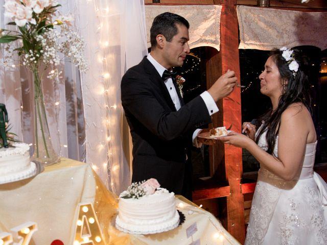 El matrimonio de Katerine y Antonio en Hualqui, Concepción 96