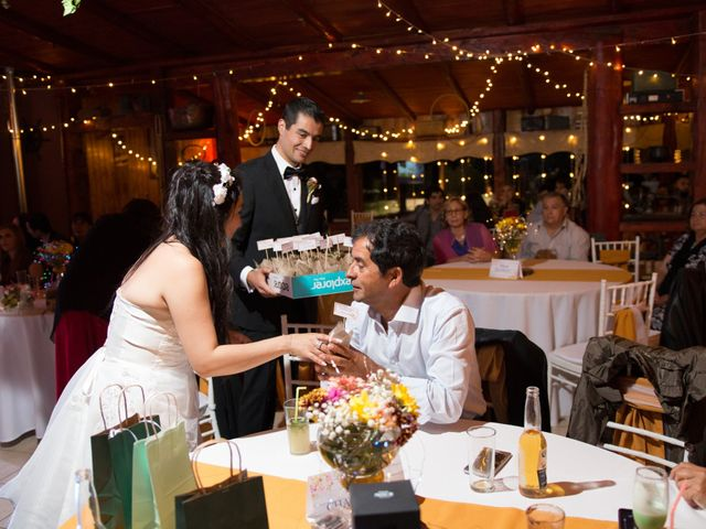 El matrimonio de Katerine y Antonio en Hualqui, Concepción 98