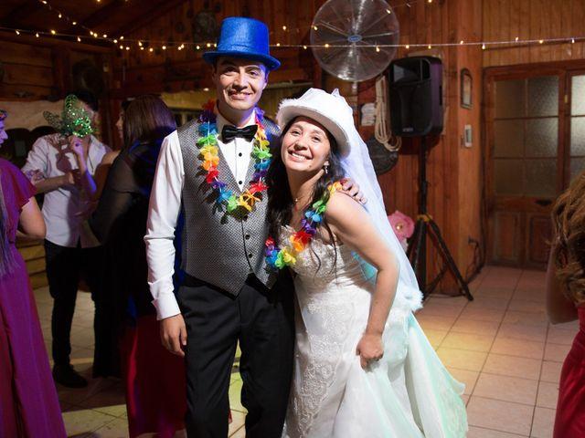 El matrimonio de Katerine y Antonio en Hualqui, Concepción 99