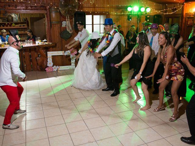 El matrimonio de Katerine y Antonio en Hualqui, Concepción 105