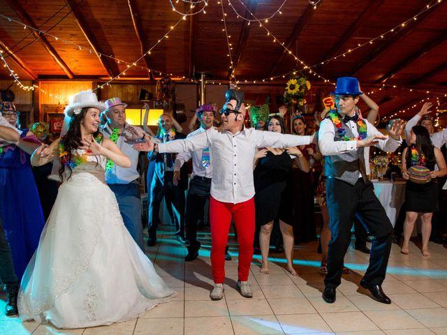 El matrimonio de Katerine y Antonio en Hualqui, Concepción 107