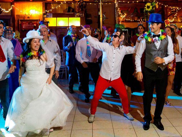 El matrimonio de Katerine y Antonio en Hualqui, Concepción 108