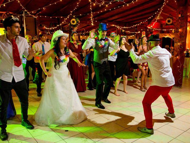 El matrimonio de Katerine y Antonio en Hualqui, Concepción 110