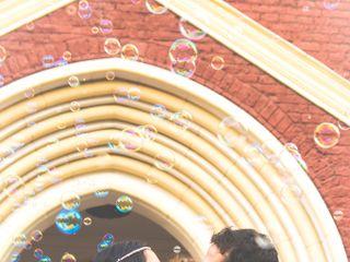 El matrimonio de Janis  y Gonzalo  2
