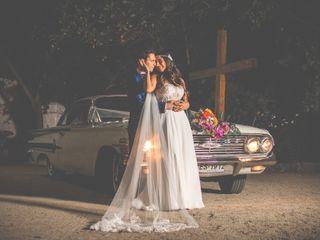 El matrimonio de Janis  y Gonzalo  3