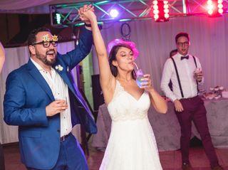 El matrimonio de Kristhel  y Antonio