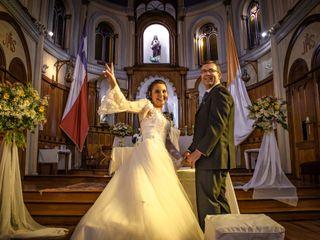 El matrimonio de Patricio y Lorena