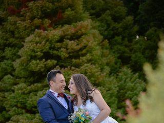 El matrimonio de Daniela y Robinson 2