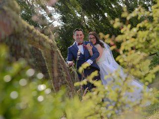El matrimonio de Daniela y Robinson 3