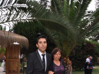 El matrimonio de Maritza y Ivan 3