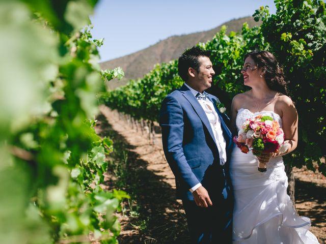 El matrimonio de Adrián y Pía en Melipilla, Melipilla 14