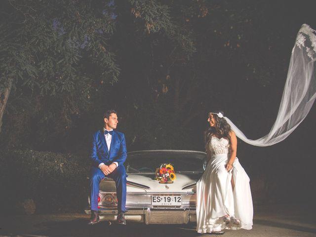 El matrimonio de Janis  y Gonzalo