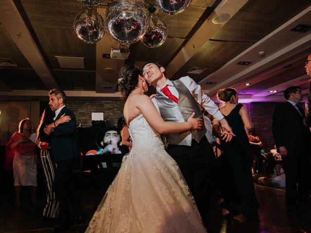 El matrimonio de Jocelin y Rodolfo