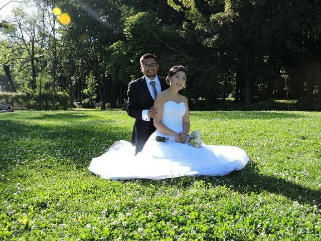 El matrimonio de Bárbara y Francisco