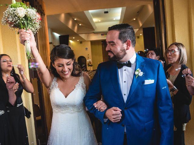 El matrimonio de Antonio  y Kristhel  en Olmué, Quillota 1