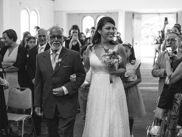 El matrimonio de Antonio  y Kristhel  en Olmué, Quillota 7