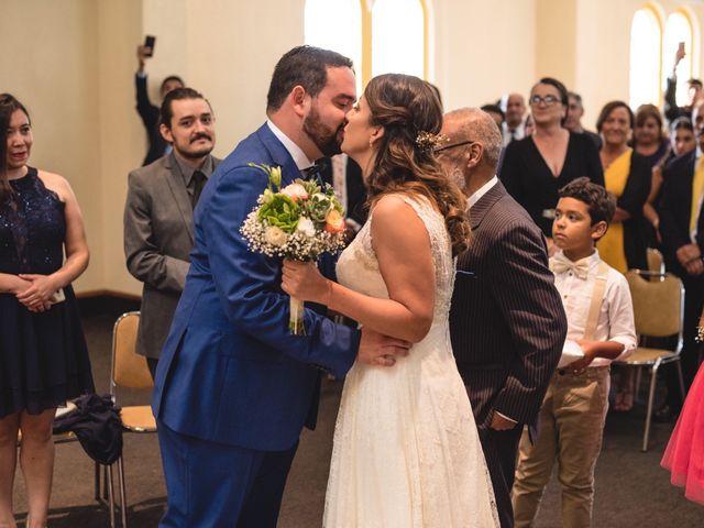 El matrimonio de Antonio  y Kristhel  en Olmué, Quillota 8
