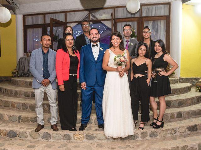 El matrimonio de Antonio  y Kristhel  en Olmué, Quillota 14