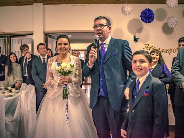 El matrimonio de Lorena y Patricio en Puerto Varas, Llanquihue 16