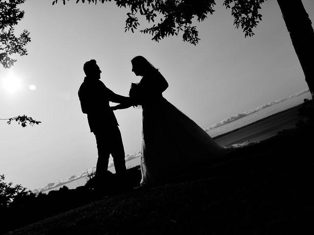 El matrimonio de Daniela y Robinson