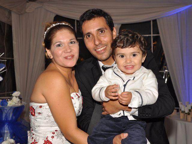 El matrimonio de Maritza y Ivan
