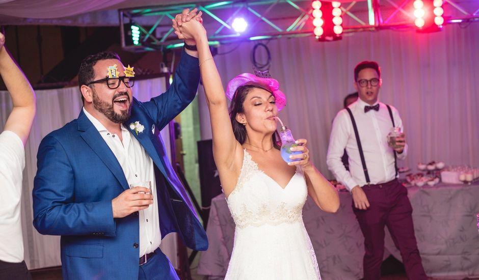 El matrimonio de Antonio  y Kristhel  en Olmué, Quillota
