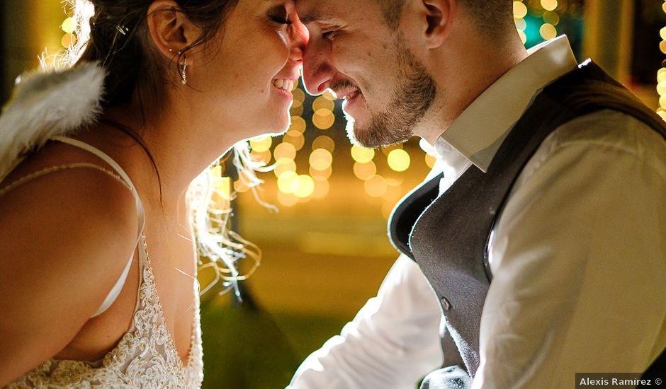 El matrimonio de Nelson y Piera en Colina, Chacabuco