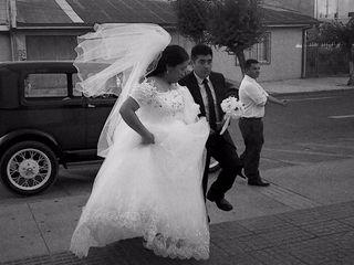 El matrimonio de Yarixa y Victor 2