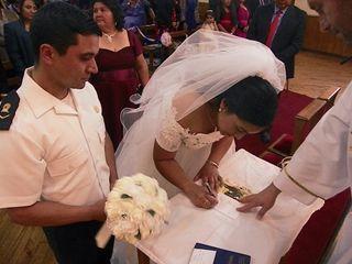 El matrimonio de Yarixa y Victor 3