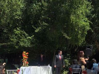 El matrimonio de Valentina y Carlos 1