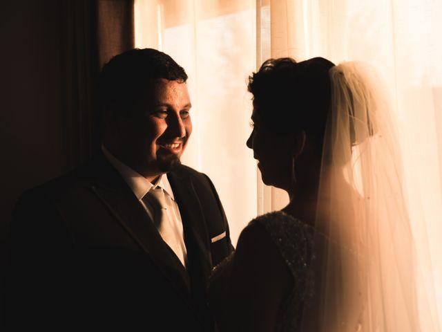 El matrimonio de Ximena y Sergio