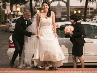El matrimonio de Cindy y Luis 3