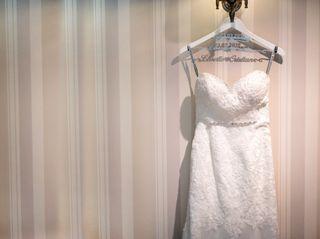 El matrimonio de Lissette y Cristian 1