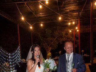 El matrimonio de Yasna  y Angelo  2